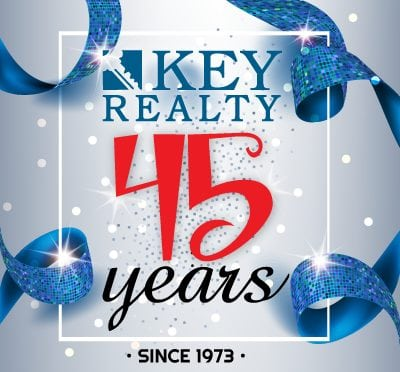 key realty, 45 years