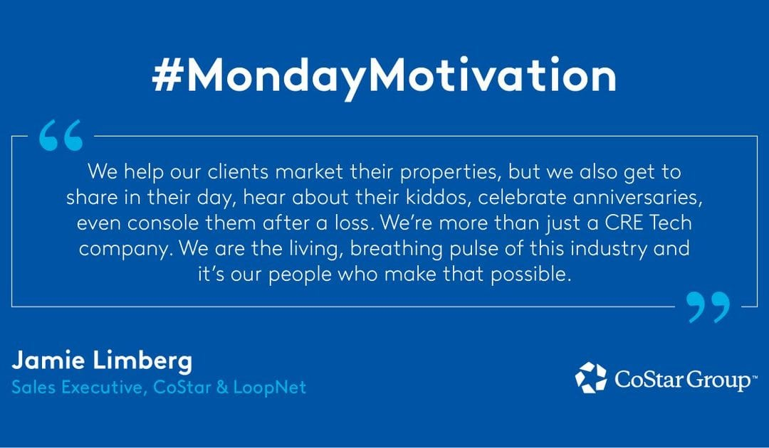 Our team becomes an extension of our clients' companies. We get to know them, develop relationships and are invested in their success. #MondayMotivation https://t.co/Eu0t0R3wd2