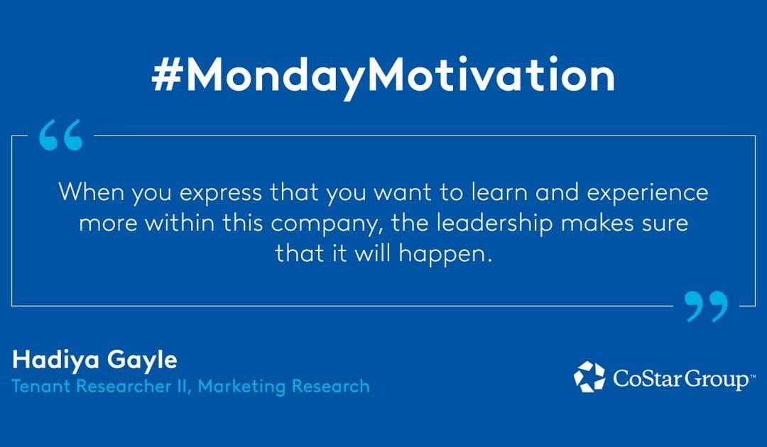 We provide our team with the tools and technology to be successful in their roles and grow professionally. #MondayMotivation https://t.co/Atdiy9H9uV