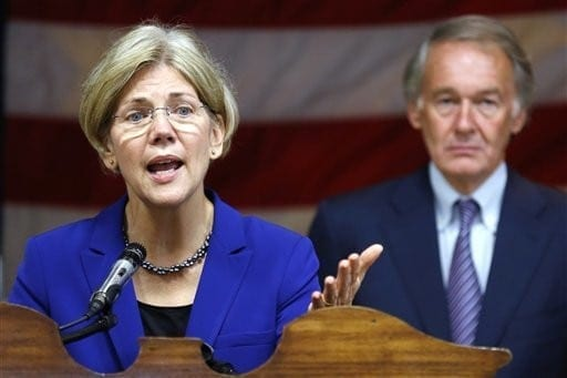 Wall Street Democratic donors warn the party: we'll sit it out or back Trump if you nominate Elizabeth Warren